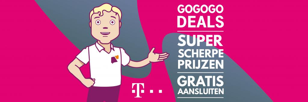 T-Mobile GOGOGO DEALS